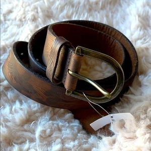 Western Belt 32 inches long. Size Small - New